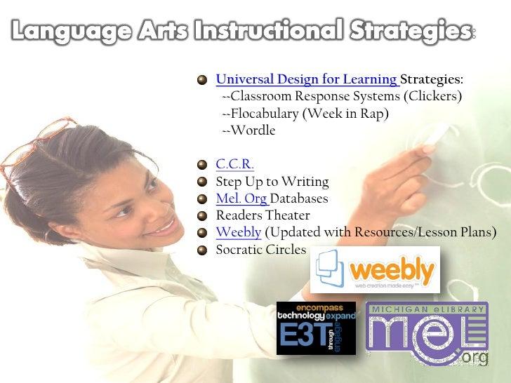 michigan writing across the curriculum ela