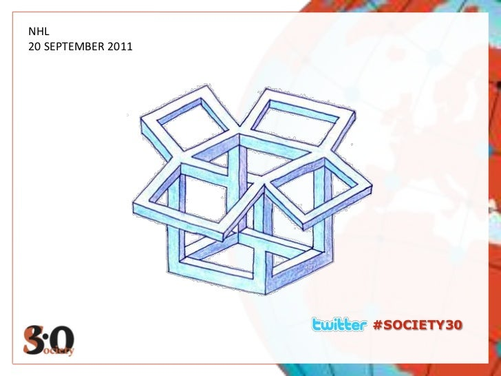 D<br />NHL<br />20 SEPTEMBER 2011<br />#SOCIETY30<br />