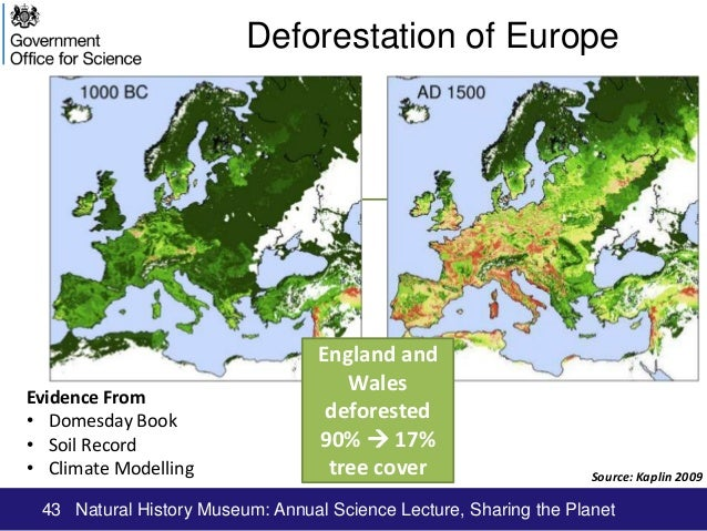history and impact of deforestation Measuring the role of deforestation in global warming  how much global warming pollution comes from tropical deforestation  history & accomplishments.