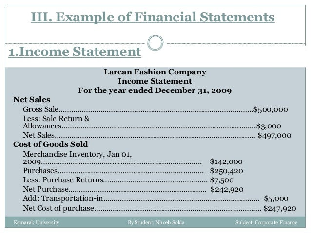 Nhoeb Sokla Presentation Slide 2010 What Is Financial