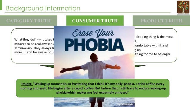 Background Information CATEGORY TRUTH  CONSUMER TRUTH  What they do? ---- It takes them at least 5 to 10 minutes to be rea...
