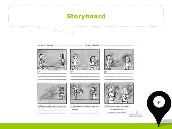 Storyboard             40