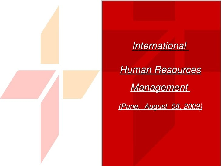 international and comparative human resource management essay Put your hr career on the global stage with a degree that focuses on managing  people across borders and putting human resources into an international.
