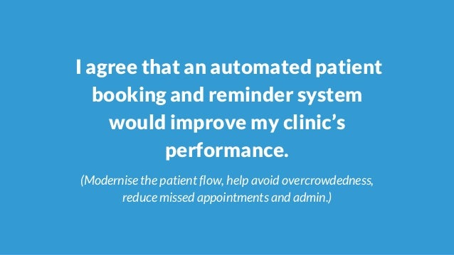 Remote consultations: ● Only see patients face-to-face when necessary ● Avoid crowded clinics ● Keep staff safe Schedule r...