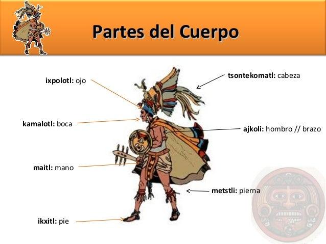 Náhuatl El lenguaje de los aztecas