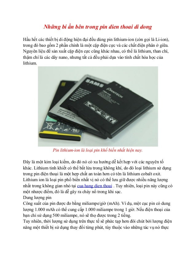 Bài 1: Hướng dẫn mở khóa các loại điện thoại di động ...