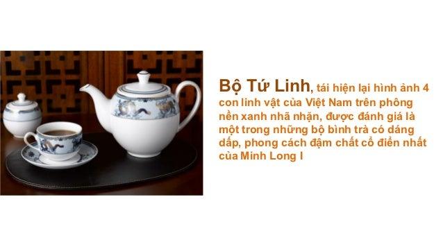 Bộ Tứ Linh, tái hiện lại hình ảnh 4con linh vật của Việt Nam trên phôngnền xanh nhã nhặn, được đánh giá làmột trong những ...