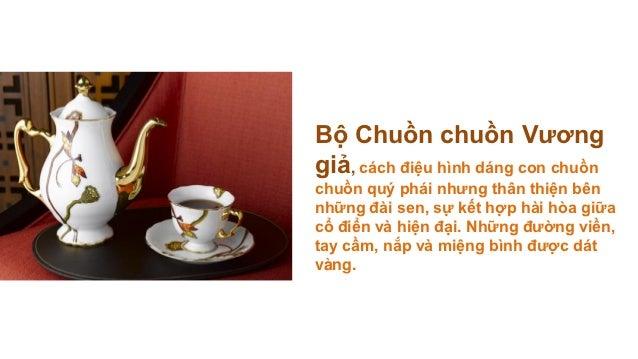 Những bộ bình trà độc đáo, ấn tượng Việt. Slide 3