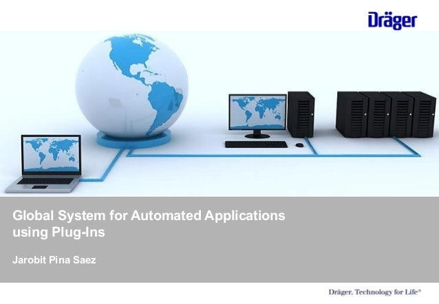 Global System for Automated Applications using Plug-Ins Jarobit Pina Saez