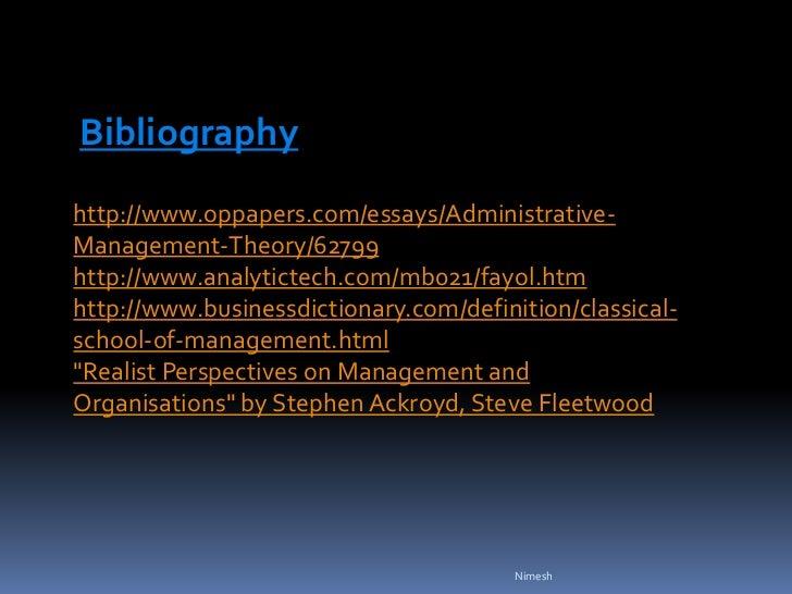 Search Essays In English Nimesh  Ap English Essays also Science Essay Ni Adminisrative Management Fayols Principal Essay Thesis