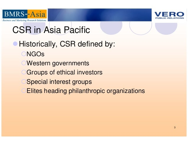 the impacts of csr toward consumer The impact of corporate social responsibility on  a necessary condition for csr to modify consumer  the impact of corporate social responsibility on firm value.