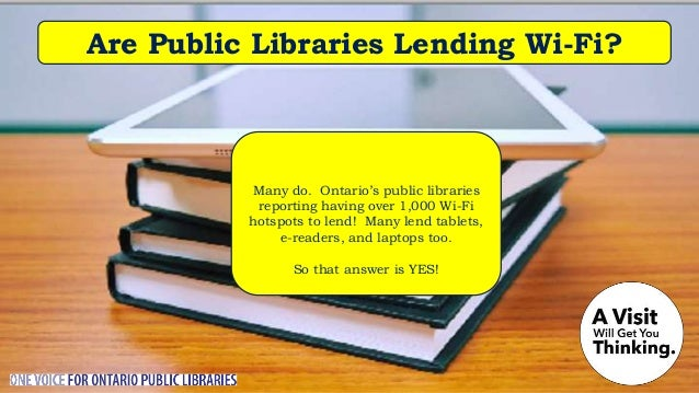 Are Public Libraries Do Social Media? We love social media. Follow your local library on Facebook, Twitter, Instagram and ...