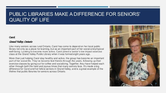 Source: 2018 FOPL Data Reports: https://bit.ly/2DDewd8 Are Public Libraries Growing in Ontario? In the past ten years Onta...
