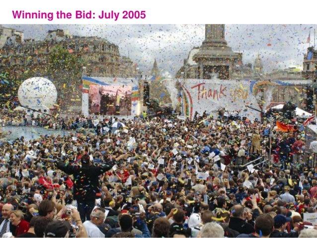 Delivering the London 2012 venues & infrastructure Slide 2