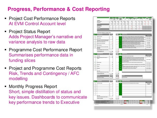 The construction programme - assurance and controls