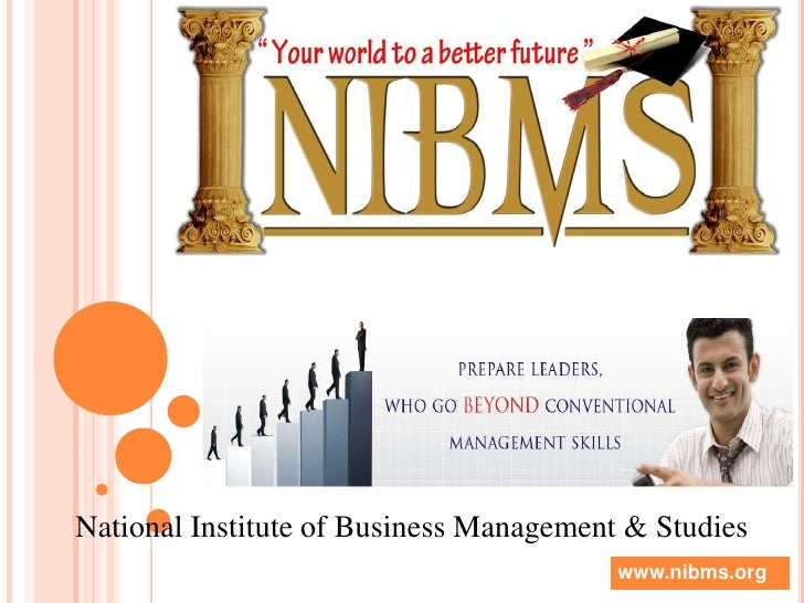 National Institute of Business Management & Studies<br />