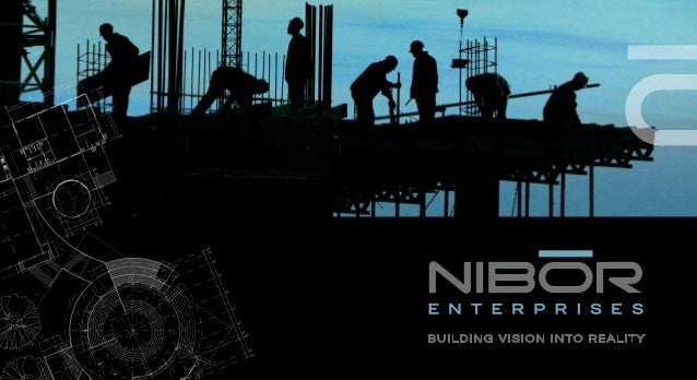 BUILDING VISION INTO REALITY