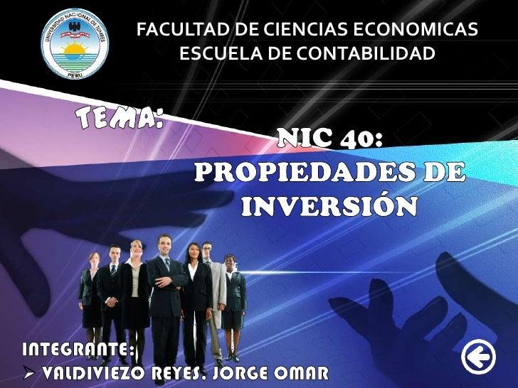 FACULTAD DE CIENCIAS ECONOMICAS    ESCUELA DE CONTABILIDAD