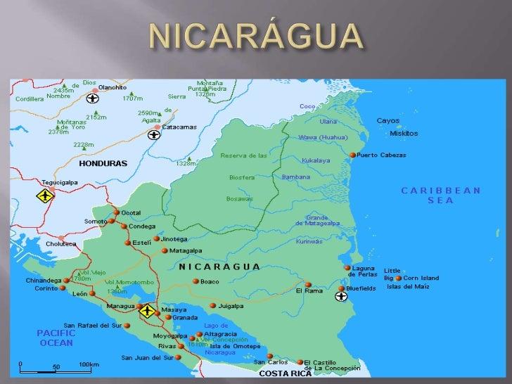    A Nicarágua foi uma região da    América Central na qual houve o    desenvolvimento de uma antiga    civilização que d...