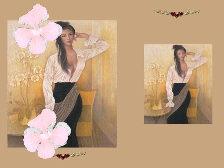 Nice girls paintings (catherine)