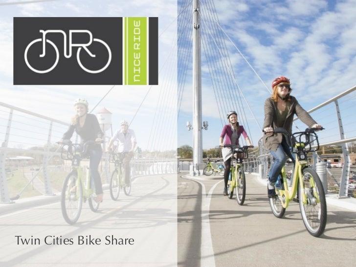 Twin Cities Bike Share
