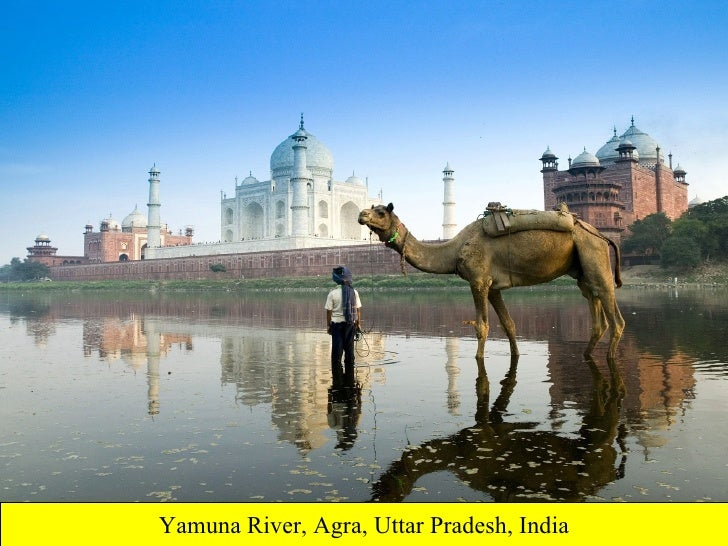 Yamuna River, Agra, Uttar Pradesh, India