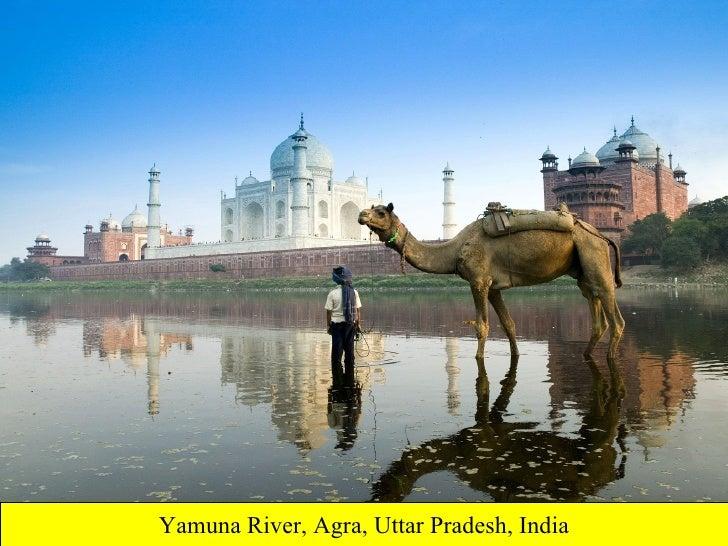 Yamuna River, Agra, Uttar Pradesh, India