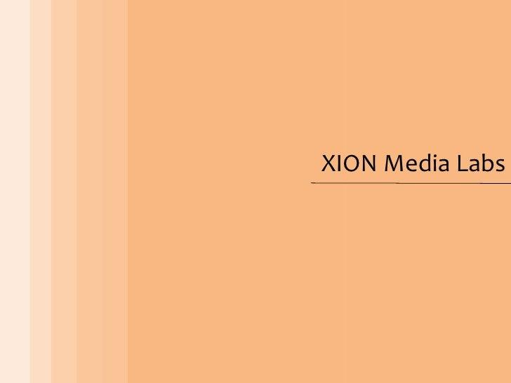 XION Media Labs