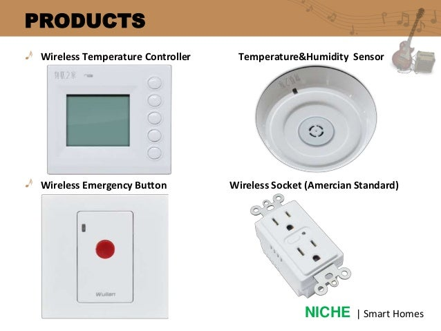 Niche Smart Home Automation All Products