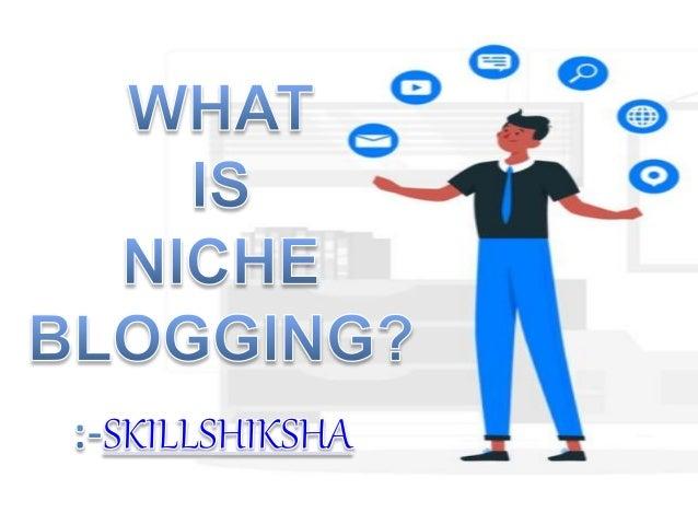 NICHE BLOGGING | Digital Marketing Course | Learning Management System