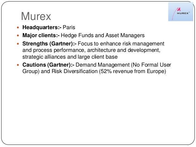Gartner magic quadrant for treasury and trading core systems 2012