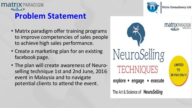 Niche marketing    challenges brands face     case study Internet Marketing Ninjas Case Study  Neuro Selling