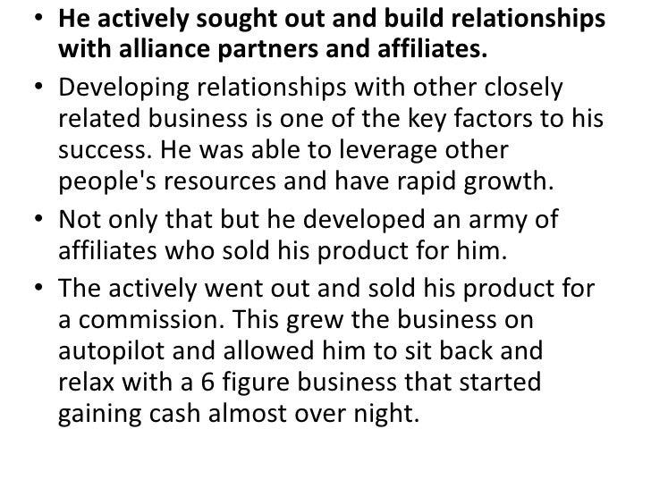 mass marketing vs relationship theory