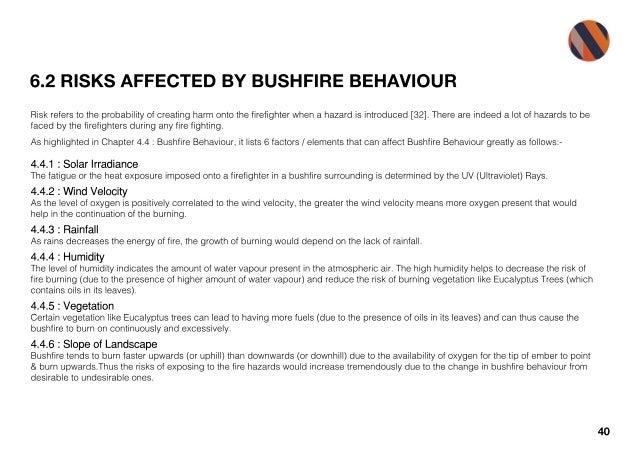 effects of bushfire smoke on health © bushfire crc ltd 2012 health effects of bushfire smoke anjali haikerwal 1 1, mick meyer 2, michael abramson , malcolm sim 1, martine dennekamp  1.