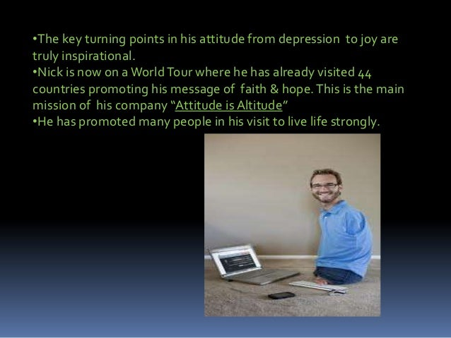 nick vujicic no arms no legs no worries  10 •nick