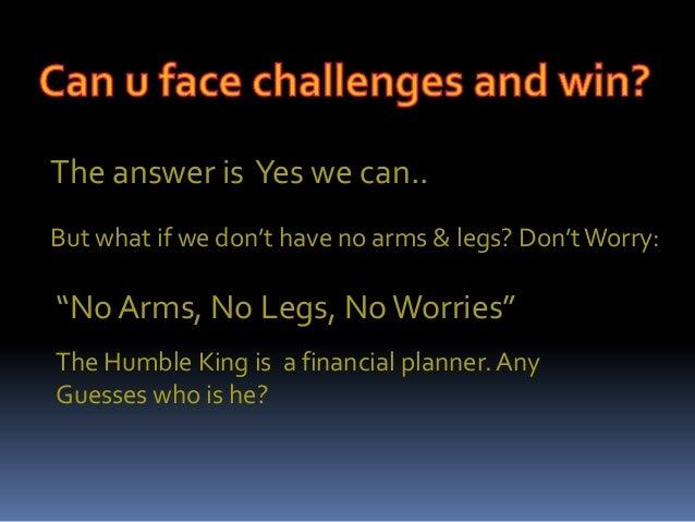 no arms no legs no worries pdf