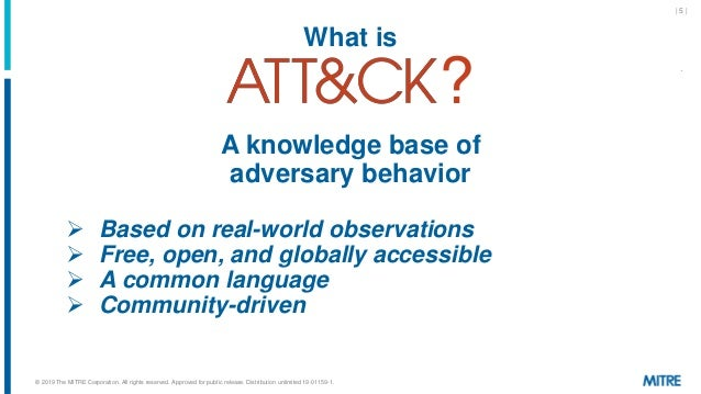 Putting MITRE ATT&CK into Action with What You Have, Where