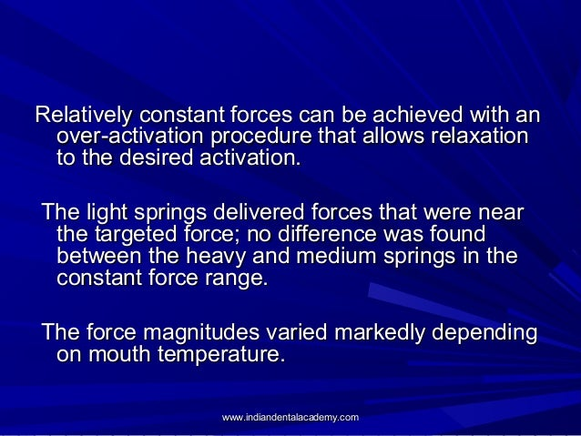 Relatively constant forces can be achieved with an over-activation procedure that allows relaxation to the desired activat...