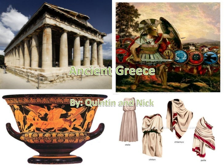 Map of Ancient GreeceThe Ancient Greece civilization started around 700 BC and ended in 146 BC after theRoman victory at t...