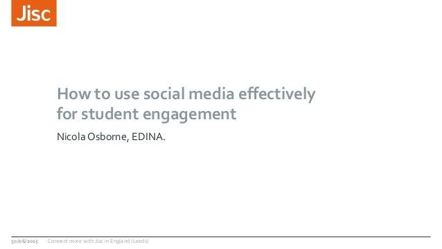 Nicola osborne socialmedia-leeds Slide 2