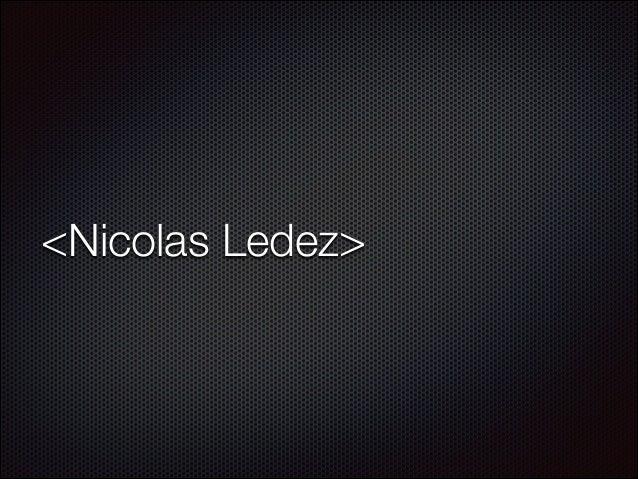 Nicolas's hacks Slide 2