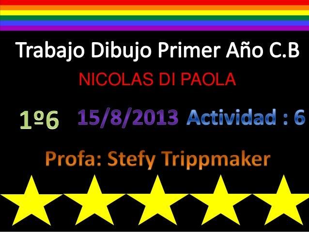 NICOLAS DI PAOLA