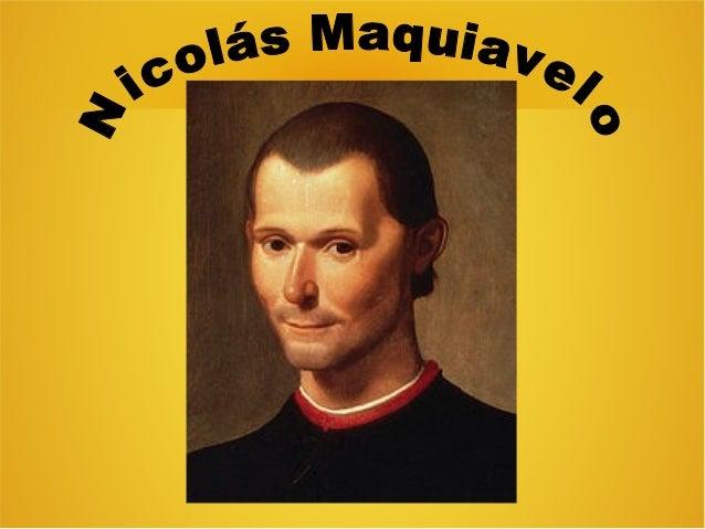 Resultado de imagen de fotos de Nicolas Maquiavelo