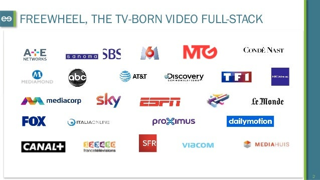 2 FREEWHEEL, THE TV-BORN VIDEO FULL-STACK Sales teams negotiate over the phone/in person with the buy-side on an upfront I...