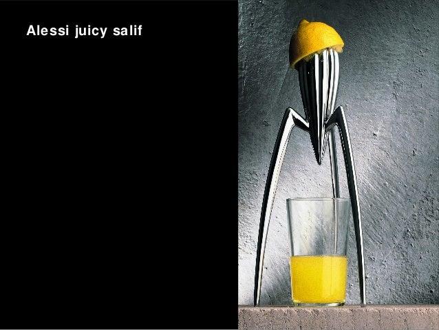 Alessi juicy salif