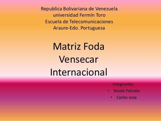 Republica Bolivariana de Venezuela universidad Fermín Toro Escuela de Telecomunicaciones Araure-Edo. Portuguesa Integrante...