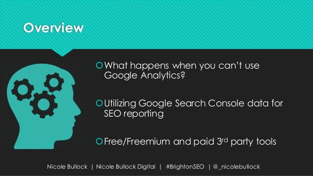 Meaningful SEO Reporting Insights Without Google Analytics Slide 3