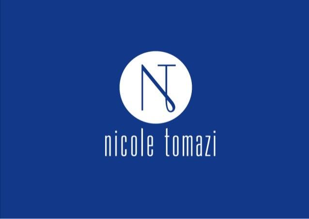 Nicole Tomazi I O design como propulsor de transformação individual, social e estética