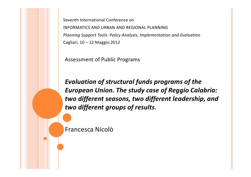 Seventh International Conference onINFORMATICS AND URBAN AND REGIONAL PLANNINGPlanning Support Tools: Policy Analysis, Imp...
