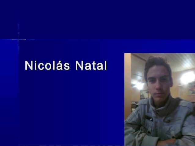 Nicolás Natal